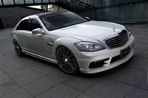 wald mercedes 3rd edition black bison kits car tuning