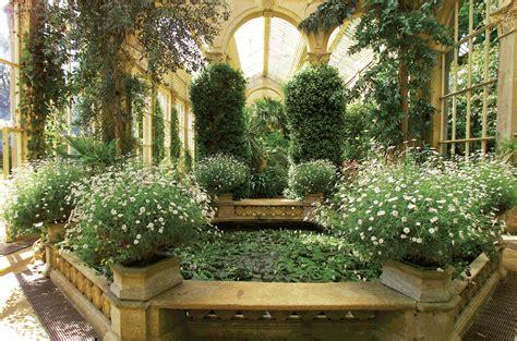 italian gardens orangery castle ashby gardens