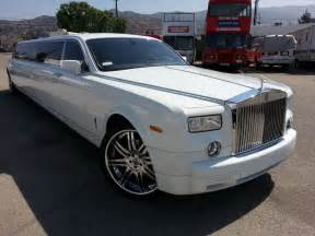 Rolls Royce Limos For Sale 2004 Rolls Royce Phantom Limousine For Sale
