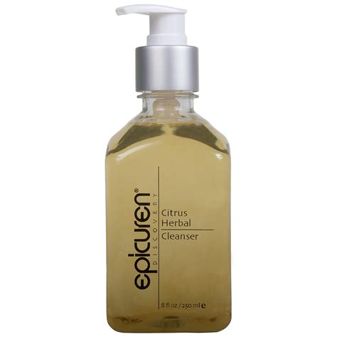 Herbal Cleanser epicuren discovery citrus herbal cleanser