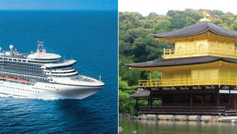 princess cruises korea japan tours cruises japan korea united states
