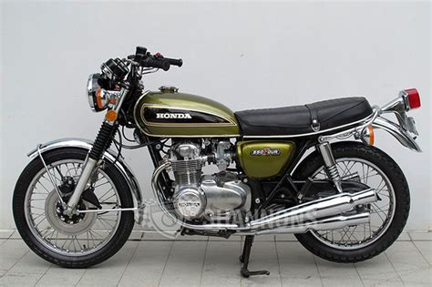 Honda 550 Four by Sold Honda Cb550 4 Motorcycle Auctions Lot Ac Shannons