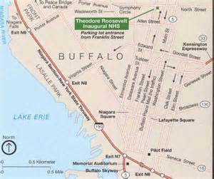 buffalo map buffalo new york city map buffalo new york mappery