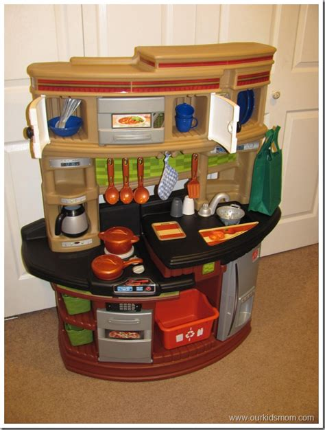 Step2 Lifestyle Kitchen With Green Countertop by Hgg Step2 Lifestyle Legacy Play Kitchen Review