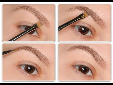 Jual Makeover Eyebrow Pencil by Eyebrow Makeup Tutorial With Eyeshadow Mac рисуем брови с