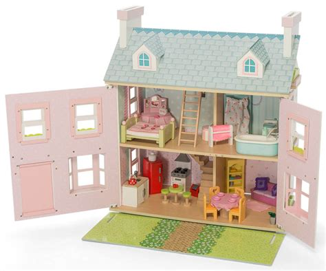 mayberry manor dolls house le toy van daisylane mayberry manor doll house