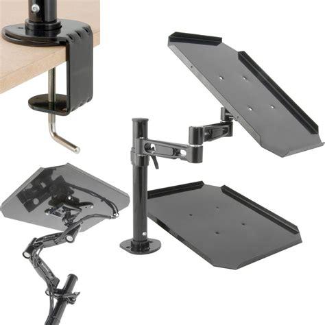 pole l with table dj 35mm adjustable laptop platform table cl pole