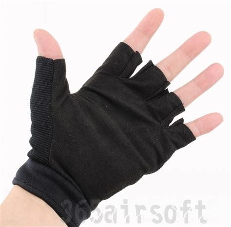 Glove Mpact Half Fingger Od navy seals tactical half finger gloves all black gg0041 12 50 airsoft shop