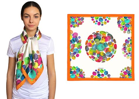 custom printed silk scarves 21 ramascarves collection