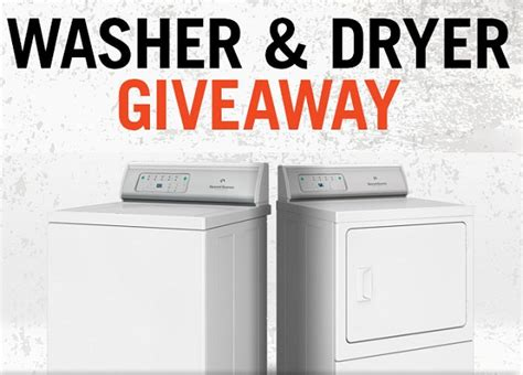 washer and dryer giveaway whole mom - Free Washer And Dryer Giveaway