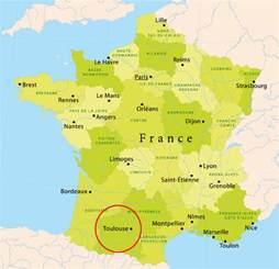 map of toulouse bonjour 224 tous mon 233 e 224 toulouse