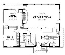 floor plans aflfpw story new american home with bedrooms plan spacious open architectural design