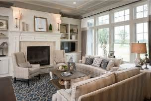 Family Room Furniture by Beautiful Family Home With Open Floor Plan Home Bunch