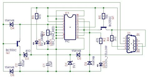 jdm programmer circuit diagram jdm programmer circuit diagram circuit and schematics