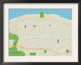 Map Of Lakewood Ohio by Political Map Of Lakewood Oh Prints At Allposters Com