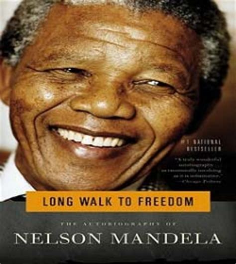 autobiography of nelson mandela book when a man is denied the right to live the life he