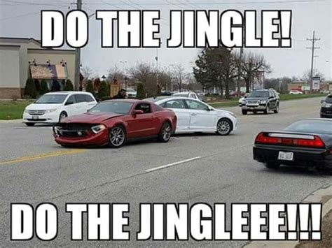 Ford Mustang Memes - cleetus garage on mustang hitting crowds video dpccars