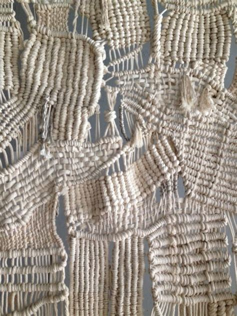 Macrame Weave - 12 best rope weave images on tapestries