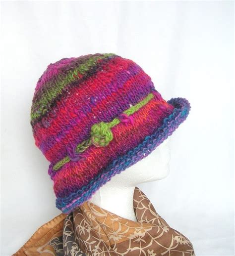 knit hat patterns for a knitting