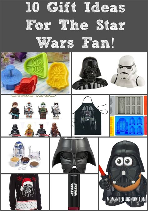 gift ideas for star wars fans 10 gift ideas for the star wars fan moms need to know