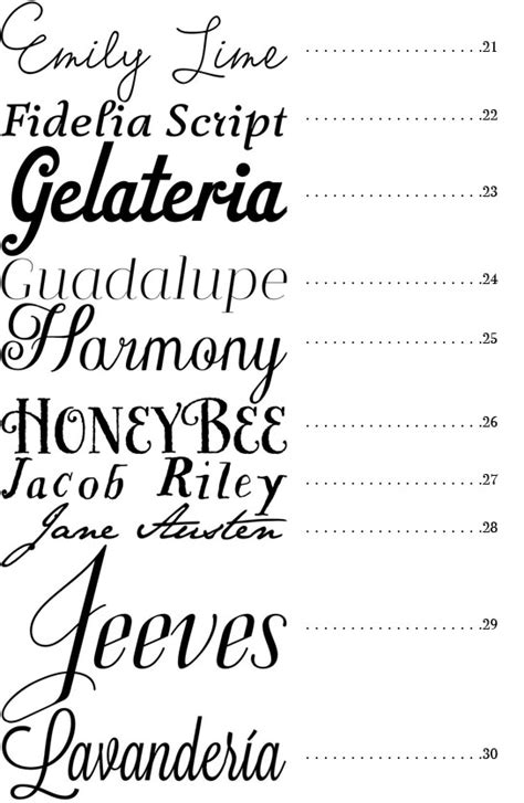 free printable wedding fonts 50 best fonts snippet ink wedding blog fonts 50th
