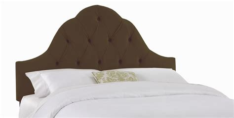 arched tufted upholstered headboard district17 arch tufted upholstered headboard beds