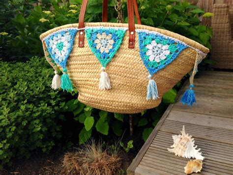 Tas Wanita Pria Pouch Boho Style 2 ibiza style tas crochet bag draad en praat ibiza style crocheted bags and ibiza