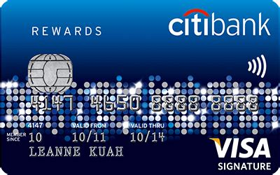 Citi Cards Rewards Gift Cards - best credit cards singapore moneysmart sg