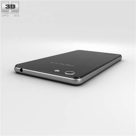 3d oppo neo 7 oppo neo 7 black 3d model hum3d