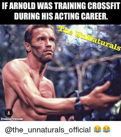 Arnold Gym Memes - funny crossfit memes of 2017 on sizzle you do