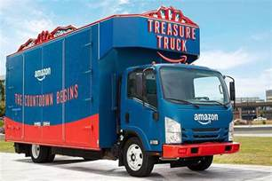 Wheels Treasure Truck Amazon S Treasure Truck Is Expanding Into Other Cities