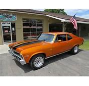 Orange Chevrolet Nova For Sale Used Cars On Buysellsearch