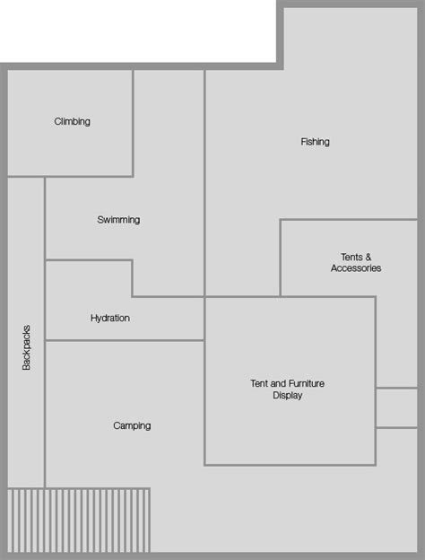 hunting store layout cody wy instore layout we are all explorers