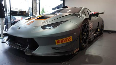 lamborghini huracan trofeo awaits new licensed driver