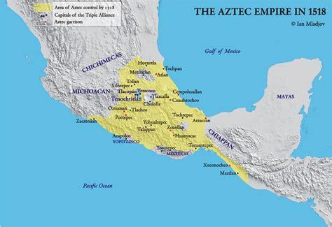 aztec civilization map list o 10 dead ancient civilizations lop lists o plenty
