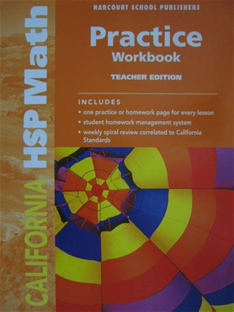 Hsp Math Grade 3 Workbook Answers Bajar Libros Gratis