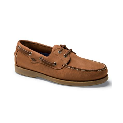 dockers shoes dockers castaway boat shoes in brown for lyst
