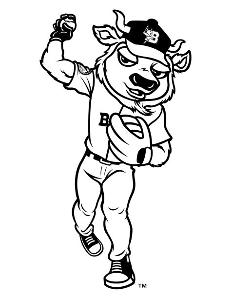 dayton dragons coloring pages mets mascot coloring pages page image clipart images