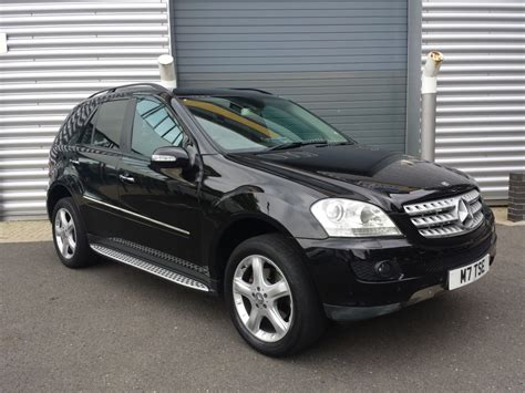 mercedes ml320 cdi for sale mercedes ml320 cdi sport 3 0 5dr 2007 for sale