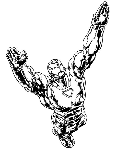 iron man flying coloring pages classic iron man flying coloring page h m coloring pages