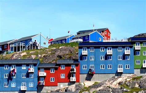 houses in greenland greenland a voyage to the edge of the world