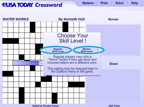 usa today puzzle section usa today crossword help guide