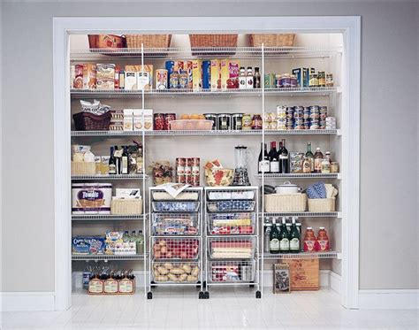 Wire Pantry wire shelving