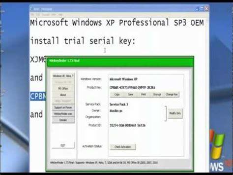 windows xp pro sp3 retail crack free download full version microsoft windows xp professional sp3 oem serial original