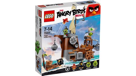 Angry Birds Lego 75825 piggy pirate ship products lego 174 the angry birds
