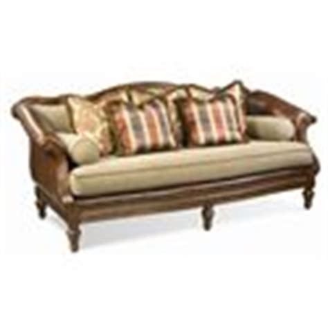 thomasville sorrento sofa thomasville 174 sorrento classic single seat sofa with shaped