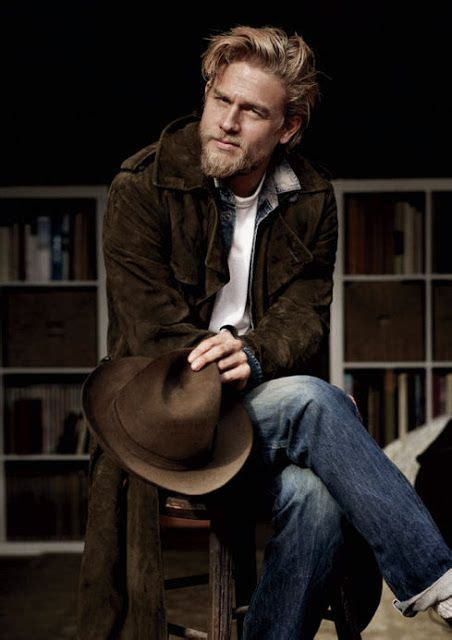 what is the name of charlie hunnam s haircut charlie hunnam men to love pinterest marry me sons