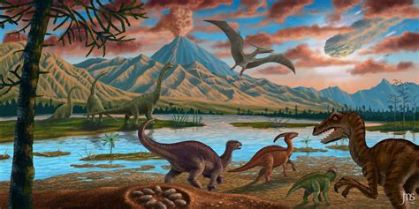 painting dinosaurs dinosaurs by donjapy2011 on deviantart