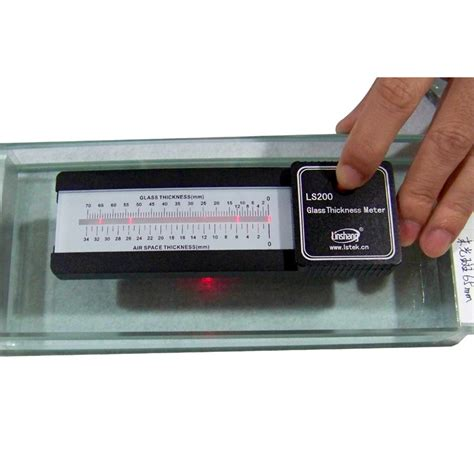 Pertamini Sign Glas Gelas Indikator 1 aliexpress buy ls200 glass thickness meter glass thickness glass chek pro low e