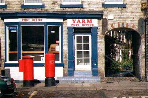 Post Office Lic by Post Office Yarm On Tees Pictures Free Use Image 1051